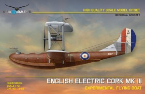 English Electric Cork Mk. III