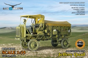 Jeffery-Quad Ammunition truck