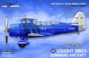 Vought SBU-1 Corsair Command Aircraft