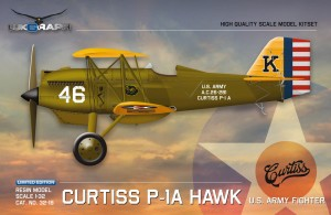 Curtiss P-1A Hawk