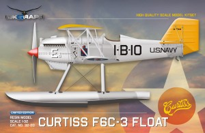 Curtiss F6C-3 Float