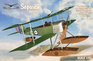 Sopwith Baby British Service