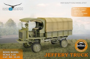 Jeffery-Quad Truck
